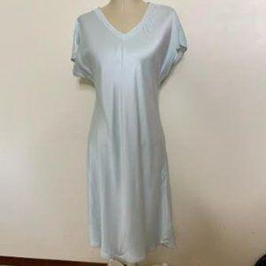 Nordstrom Lingerie Silk Gown Sz L